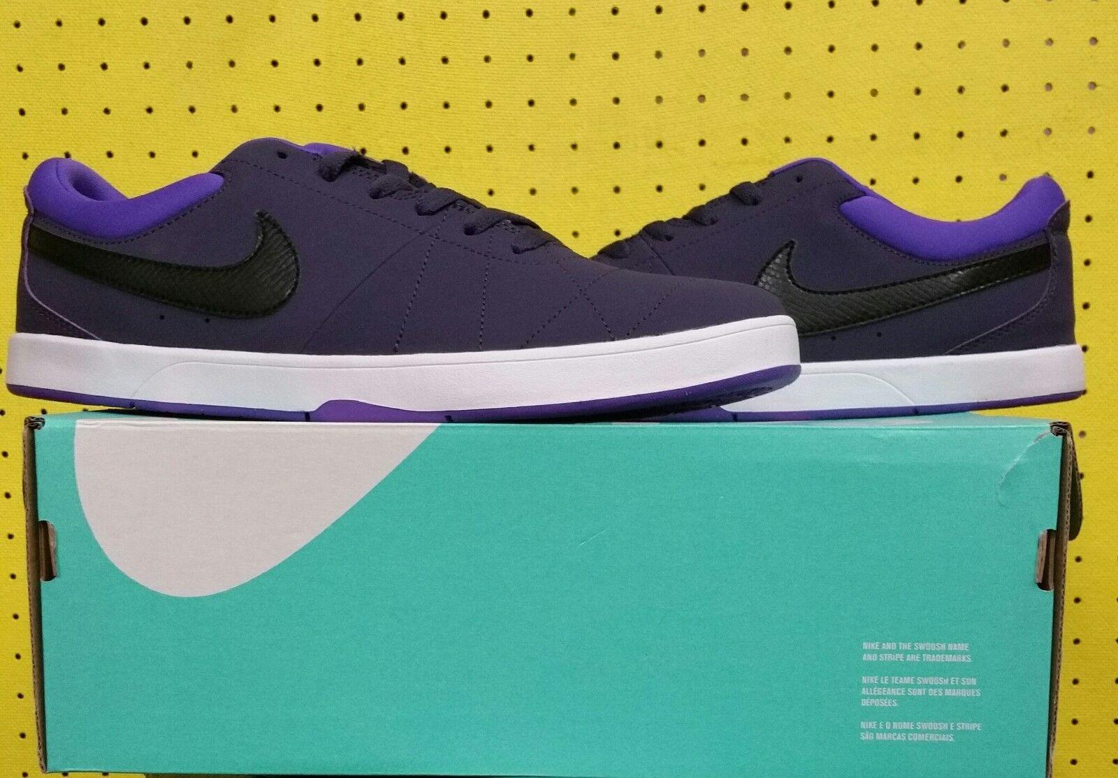 BRAND NEW Men's Nike SB Rabona Shoes Sz 11.5 Dark Raisin Hyper Grape Purple
