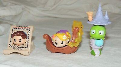 Disney USA Tsum Tsum Tangled The Series Set Of 9 Rapunzel NWT