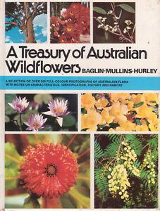 AUSTRALIAN-WILDFLOWERS-A-TREASURY-Baglin-Mullins-Hurley-GOOD-COPY