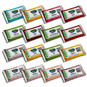 16-pack-Flossine-Sugar-Flavoring-For-Cotton-Candy-MAKES-32lbs-Floss-Sugar