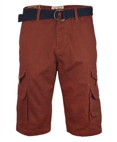 """40/"""" Multipocket Homme en coton short cargo combat pantalon d/'été pantalon taille W 28 /"""""""