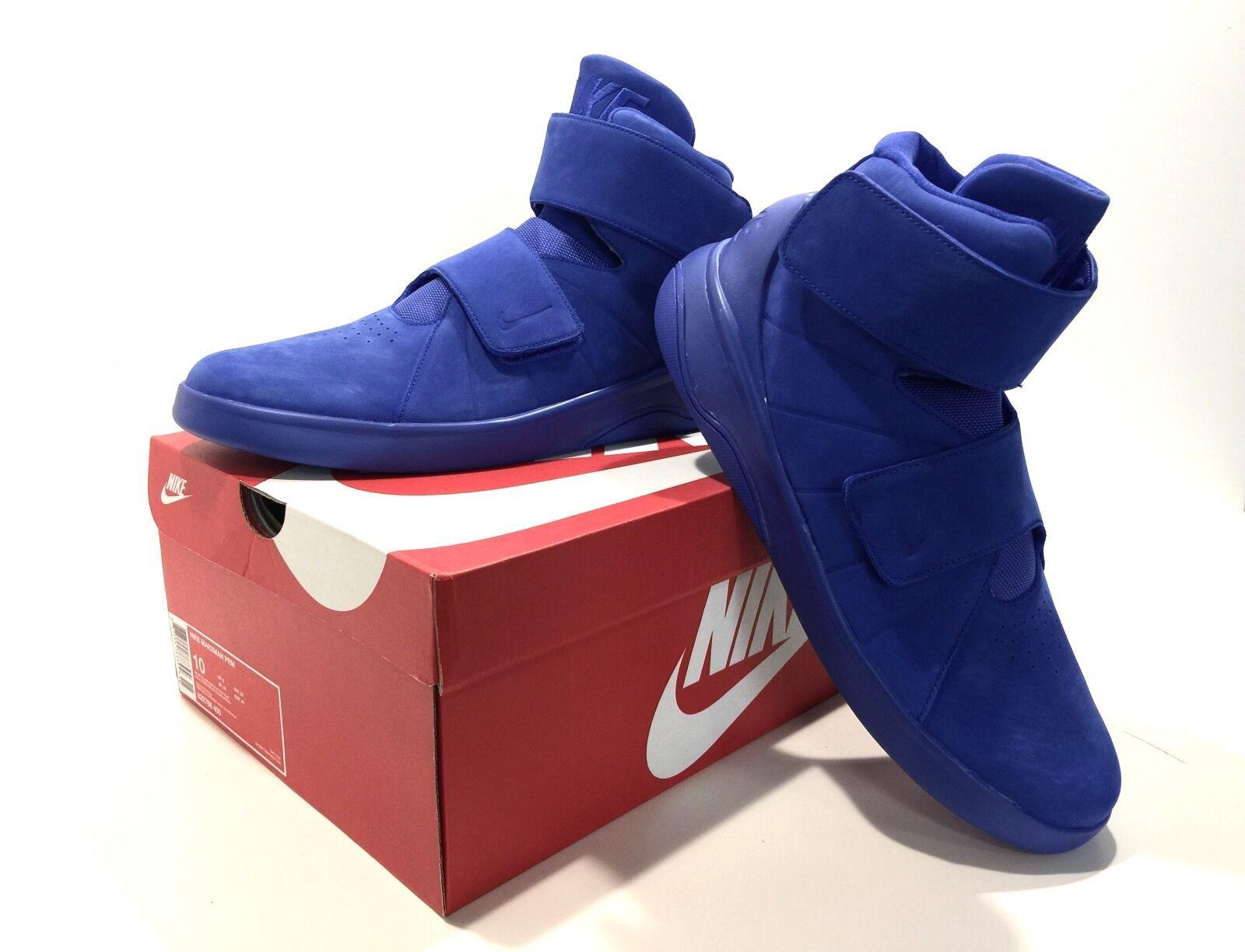 NIKE Marxman Premium BLUE - Herren Sneaker - EU44 - NEU - Ungetragen