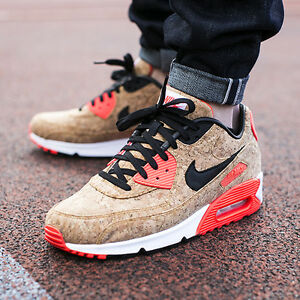 Details about NIKE AIR MAX 90 CORK ANNIVERSARY TRAINERS UK 6 EUR 40 BW 1 87 95 97 98 TN SP QS