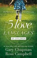 The 5 Love Languages of Children Paperback Book ~ Gary D. Chapman BRAND NEW