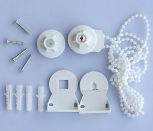 25mm Roller Blind Fitting Kit Complete With Brackets And