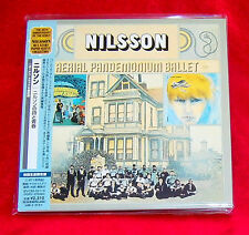 Harry Nilsson Aerial Pandemonium Ballet JAPAN MINI LP CD BVCM-35119