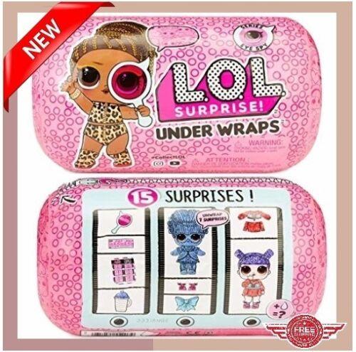NEW LOL Surprise Eye Spy Series 4 Big Sisters Under Wraps Capsule Doll FAST SHIP