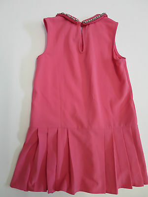 Girls dress party  NEXT age 3 4 5 6 7 8 9 10 11 12 years  pink  RRP £26+ *NEW*