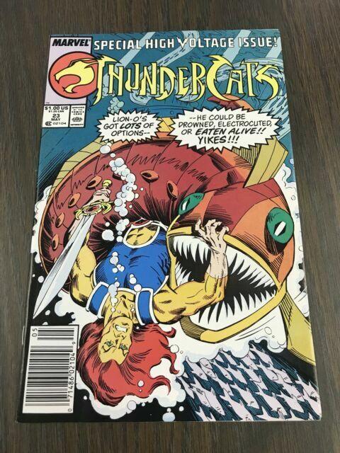 Thundercats 1 Marvel Star Comics 1985 1st Print For Sale Online Ebay