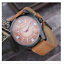 thumbnail 4 - Curren-8155D-3-Brown-Black-Brown-Leather-Strap-Watch
