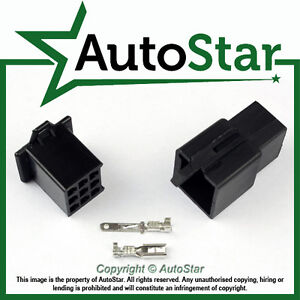 9-Way-2-8mm-Mini-Connector-Kit-BLACK-Motorbike-Yamaha-Motorcycle-Pin-Connectors