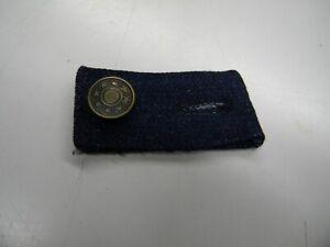 1 rallonge de taille pantalon 1taille  1.7cm metal jean/'s  r78