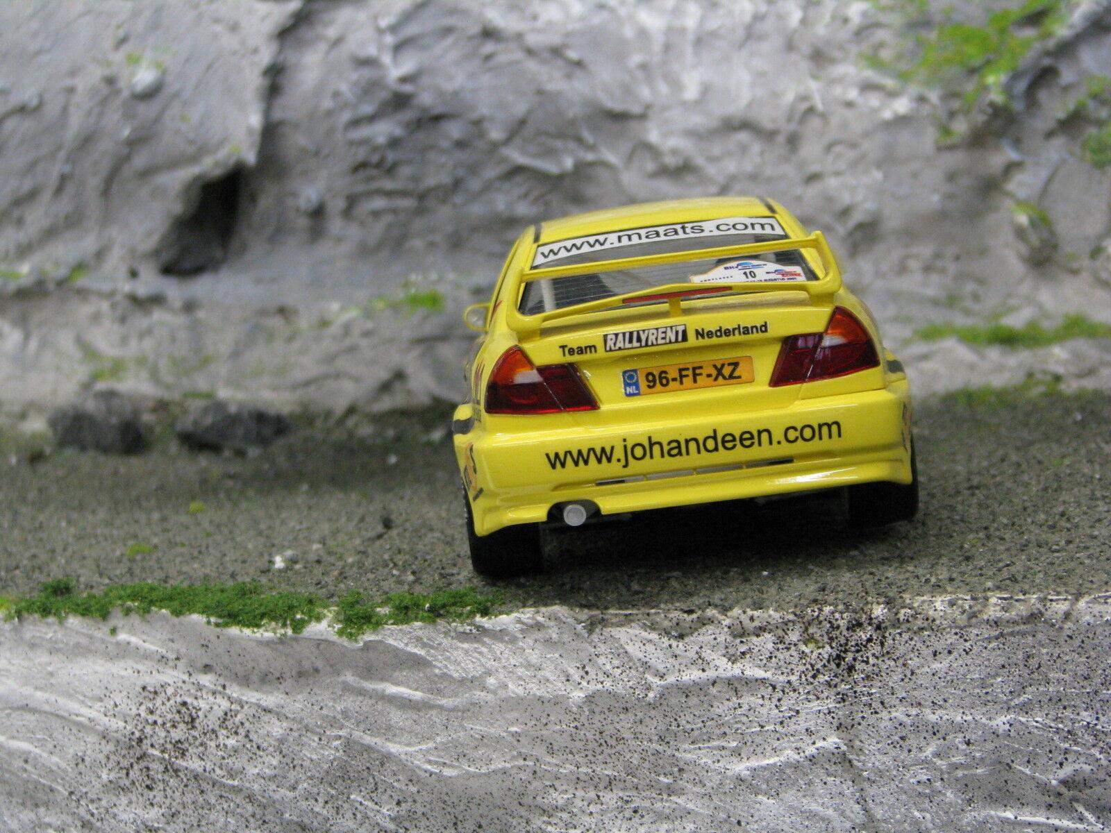 QSP Mitsubishi Lancer Evo Vl 1 24 Deen Deen Deen   Scholtalbers BHV Expo Rally 2001 5b6fde