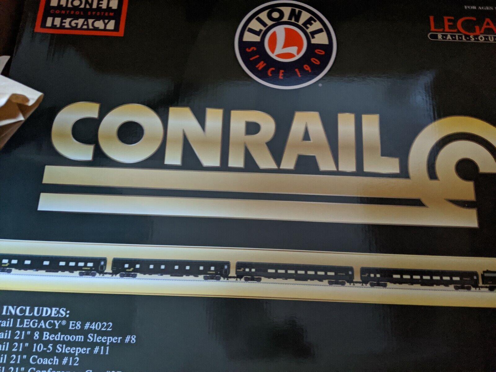 Lionel Conrail 'Ufficio auto specialee SET