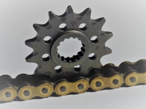 * KTM sx 450 4t racing pignon racing 14z O-traduction