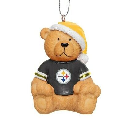 Pittsburgh Steelers Christmas Tree Holiday Ornament ...