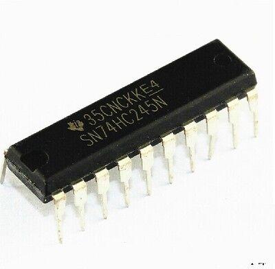 10pcs SN74HC245N 74HC245N 74HC245 IC DIP New