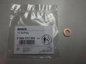 BOSCH-Dichtring-Duesenhalter-F-00V-C17-503