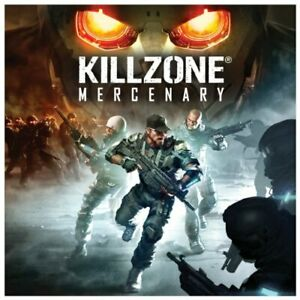 USED-PS-Vita-KILLZONE-MERCENARY-Japan-import