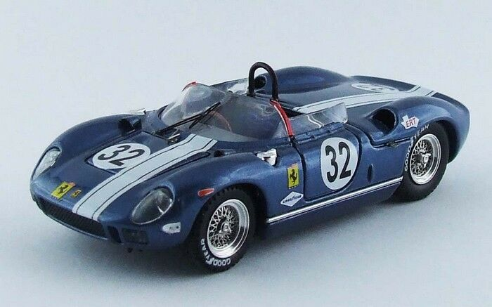 diseño único ART MODEL 293 - Ferrari 275P 275P 275P  32 24H Daytona - 1966 Follmer  1 43  Envio gratis en todas las ordenes