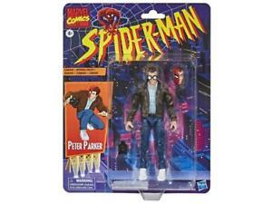 Marvel Legends Spider-Man No BAF MJ WATSON /& SPIDERMAN PETER PARKER retro