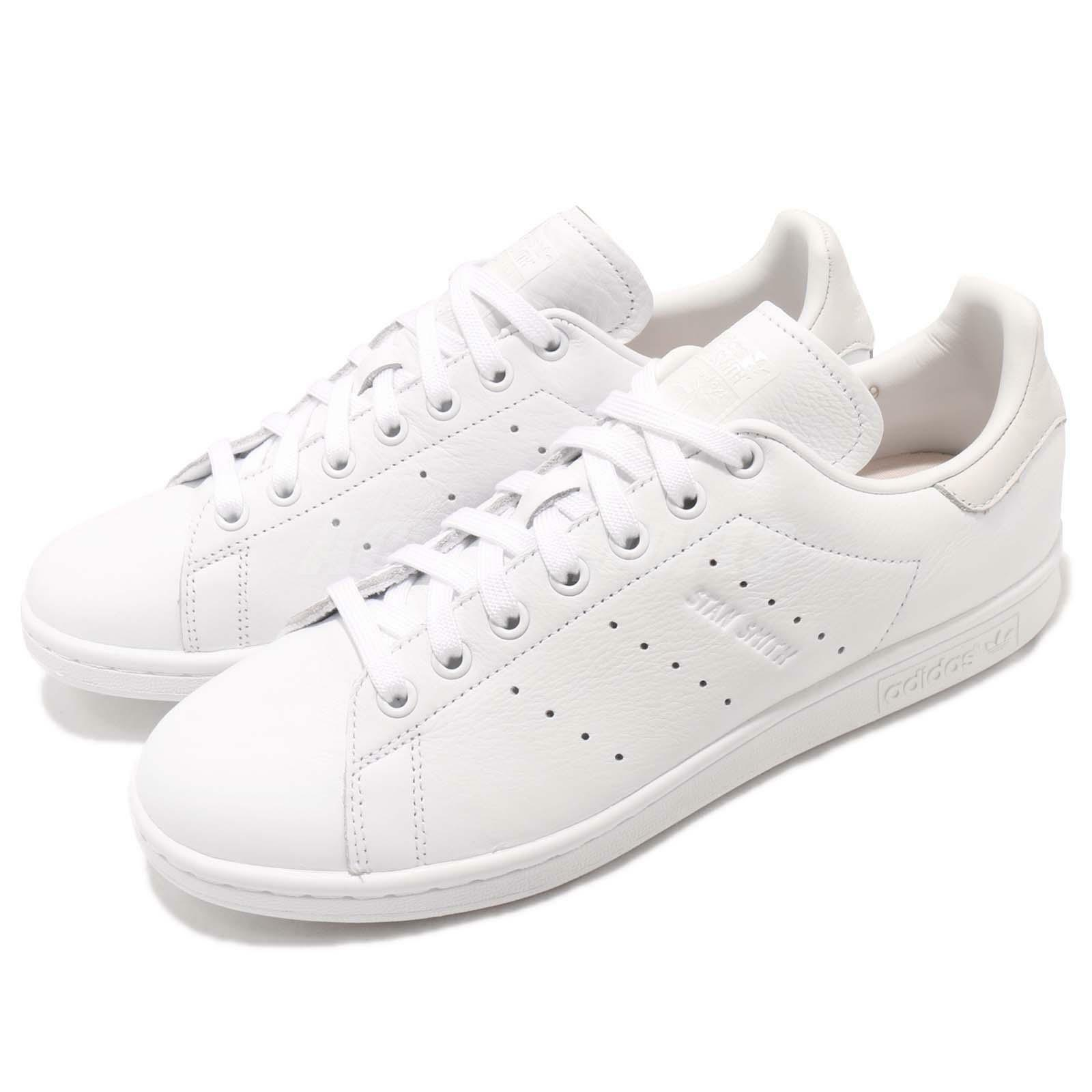 Adidas Originals Stan Smith Triple blanc Men Casual chaussures Turnchaussures CQ2469