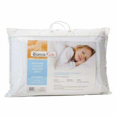 Bianca Deep Sleep Standard Memory Foam Pillow Low Profile