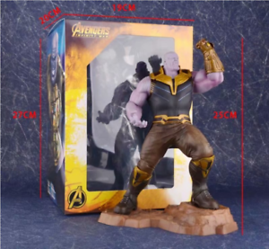 S.H.Figuarts SHF Marvel Avengers Infinity War Thanos Action Figure Statue Toy DE