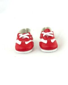 Red-Sporty-Sneakers-Fits-Wellie-Wishers-14-5-034-American-Girl-Clothes-Shoes