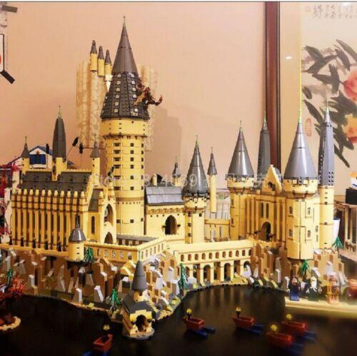 16060 Potter Movie Castle Magic H warts School Model 6742Pcs Building Block