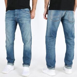 Knöchellang Jack /& Jones Herren Regular Tapered Fit Jeans HoseErik Anti Fit