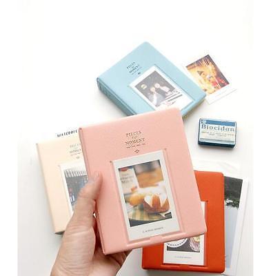 64 Pockets For Mini Random Color Fujifilm Photo Case Album Instax Polaroid Hot