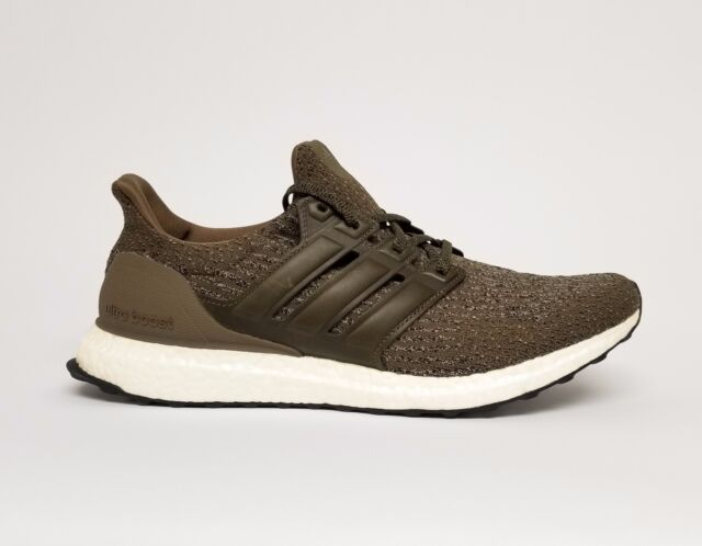 info for 62868 bc528 Adidas Men s UltraBOOST Running Shoes Trace Olive S82018 b
