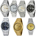 Seiko 5 Mens Stainless Steel Bracelet Automatic Watch RRP £129