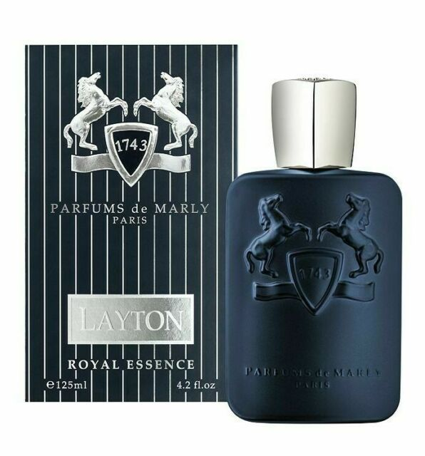 Parfums de Marly PDM Layton 4.2 oz / 125 mL [NEW IN BOX, NOT SEALED]