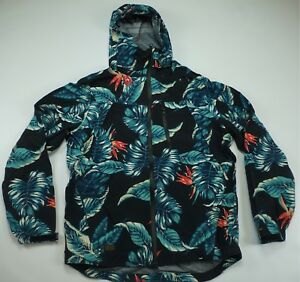 de5c2c3955966 Rare Vintage 10 DEEP Altitude Tech All Over Floral Print Rain Jacket ...