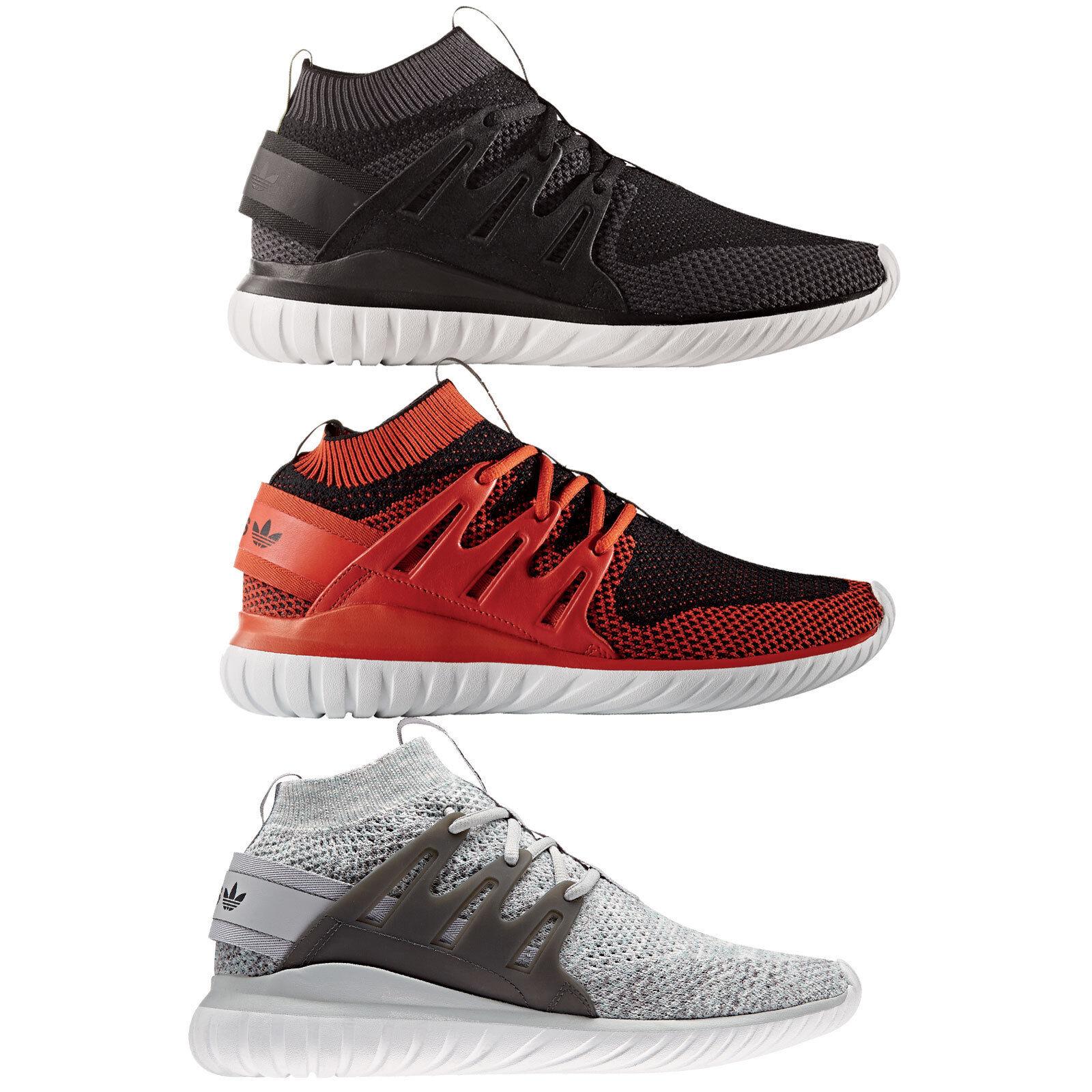 Adidas Originals Tubular Nova PK Primeknit Turnschuhe Schuhe Turnschuhe Sportschuhe Vintage Flut Schuhe
