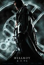 S Blair 2004  Rolled DS C9 HELLBOY Ron Perlman Original Movie Poster