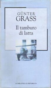 Il Tamburo Di Latta.Il Tamburo Di Latta Di Gunter Grass Ebay