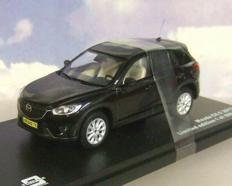 Triple 9 T9 collection 1 43 DIECAST 2012 Mazda CX-5 CX5 En Noir T943027 1 600
