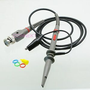 1pc-Oscilloscope-BNC-Q9-Clip-Test-Probe-20MHz-1x-10x