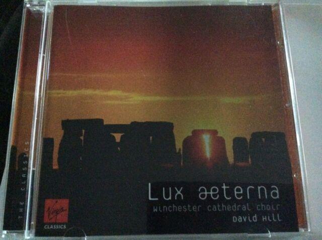 Lux Aeterna von David Hill | CD | Zustand gut