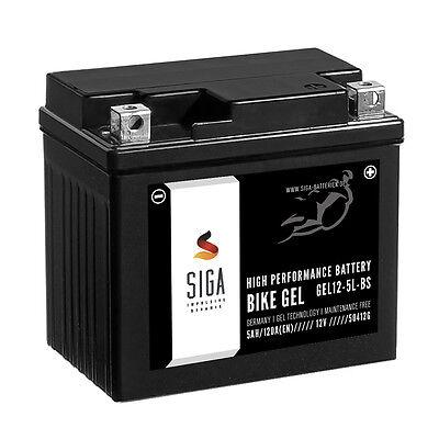 Batterie für HONDA 125ccm CLR 125 Cityfly ab Baujahr 1999 YTX5L-BS
