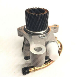 Details about POWER STEERING PUMP MITSUBISHI 4D33 4D34 4D34T FOR FUSO  CANTER ROSA BUS