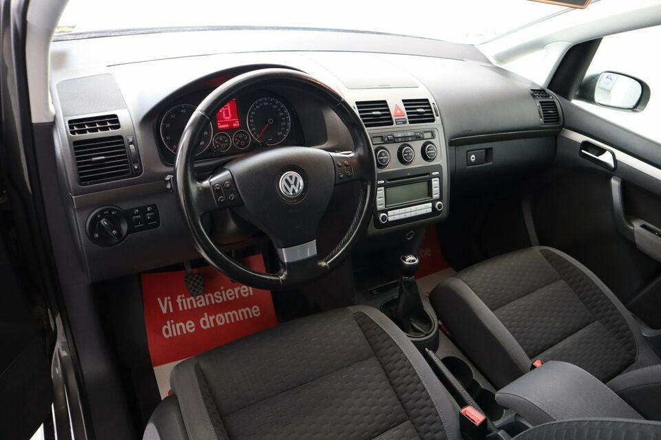 VW Touran 1,4 TSi 140 Trendline 7prs Benzin modelår 2007 km