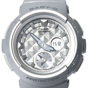 9cedd3570a4 Casio watch BABY-G Studs Dial Series BGA-195-8AJF Women s from japan ...