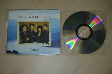 One more time - Highland. CD-Single (CP1706)