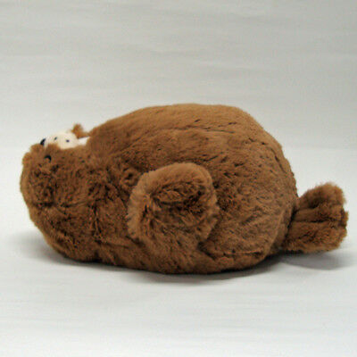 'Napping with Full Stomach' Walrus Plush (Small)