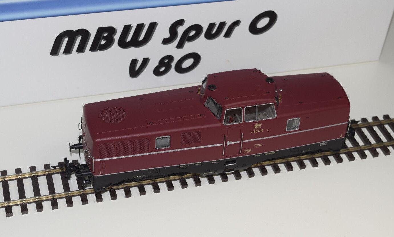 con 60% de descuento Pista mbw 0-diesellok v80 010-DB época época época III-Art 43010  el mejor servicio post-venta