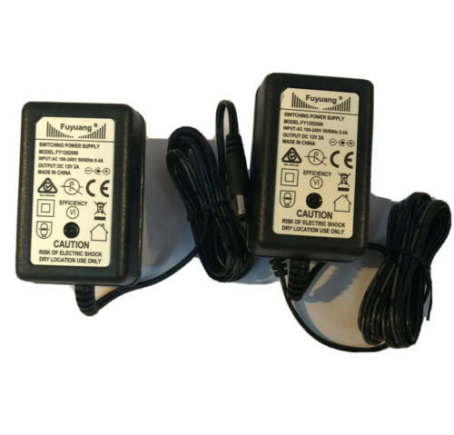 12V//2A SAA AU Power Adaptor With Light Supply Charger Transformer LED Strips